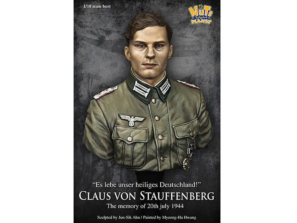 Claus Von Stauffenberg  (Vista 6)