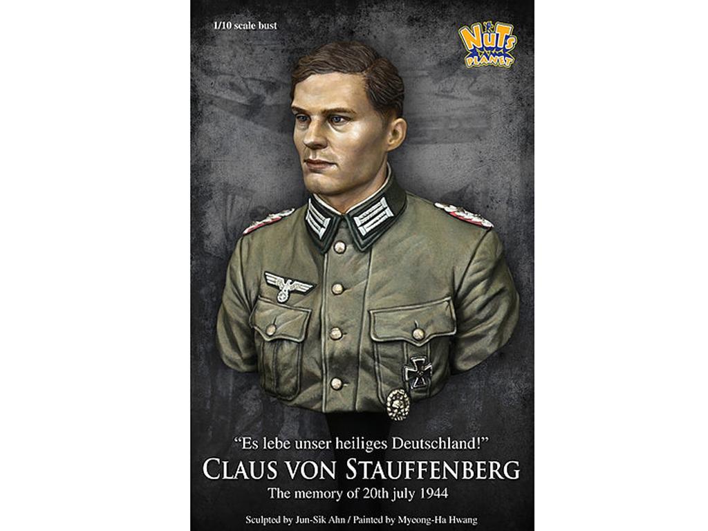 Claus Von Stauffenberg  (Vista 8)