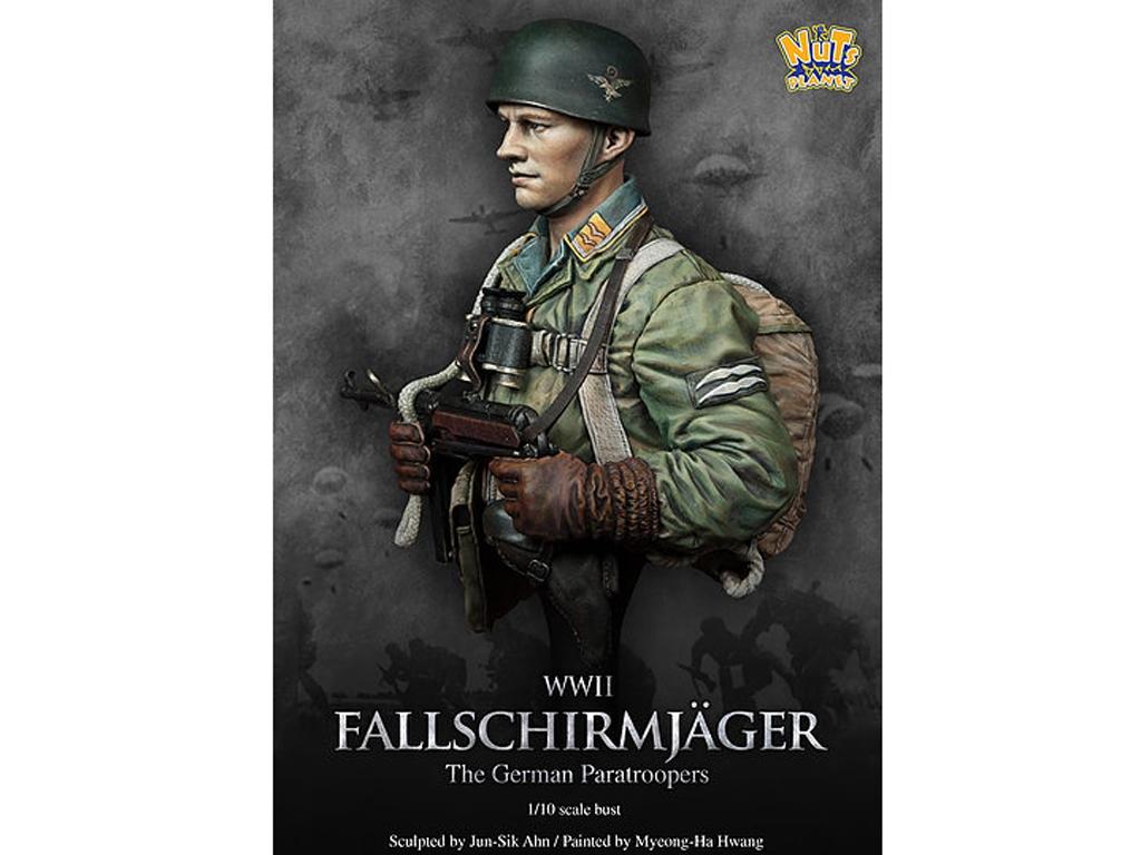 Fallschirmjager   (Vista 4)