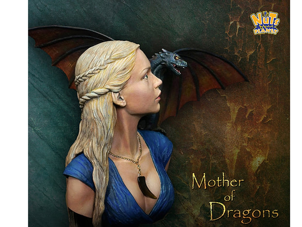 Mother of Dragons  (Vista 4)