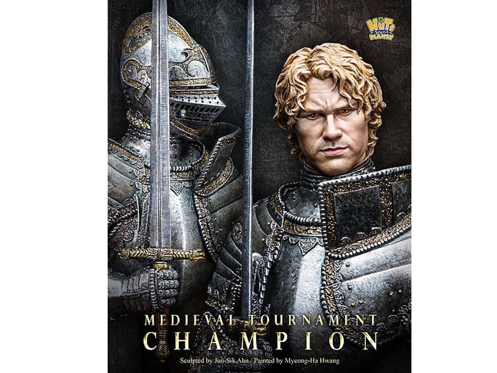 Campeón del Torneo Medieval  (Vista 1)