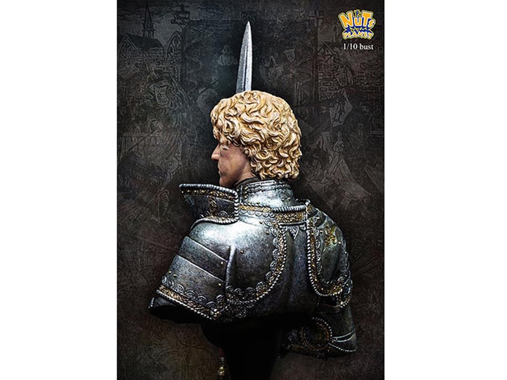 Campeón del Torneo Medieval  (Vista 5)