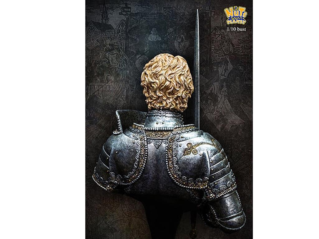 Campeón del Torneo Medieval  (Vista 6)