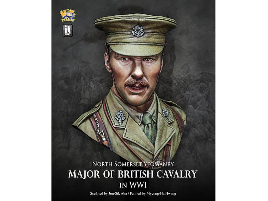 Comandante de la Caballería Británica en  (Vista 1)