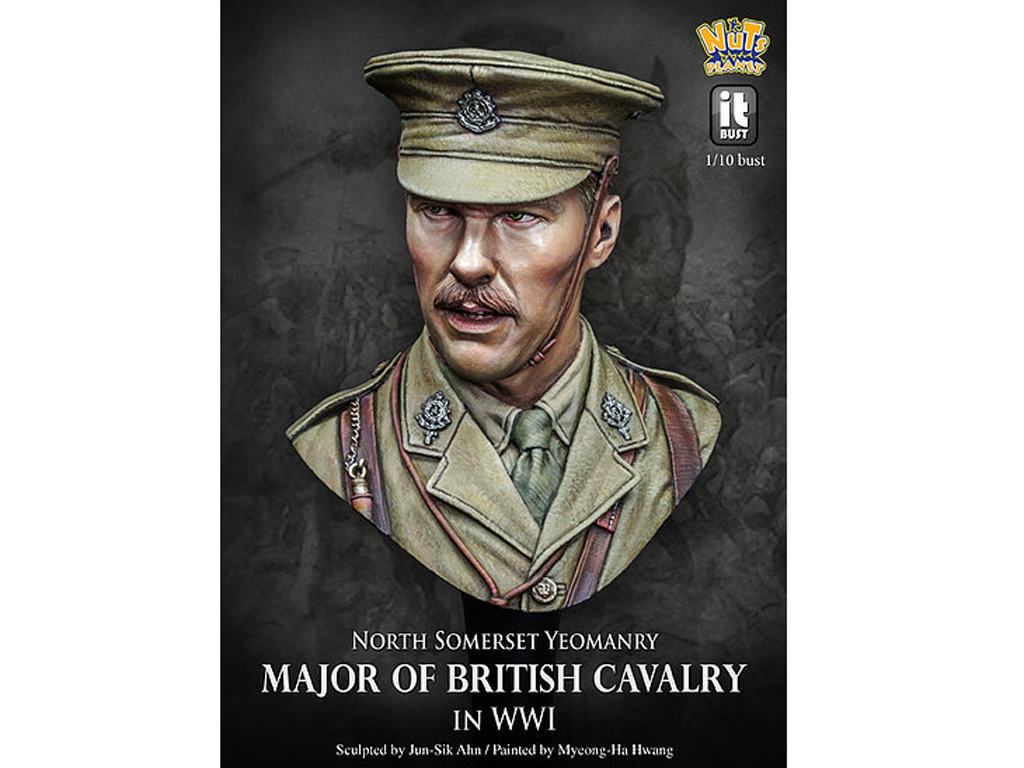 Comandante de la Caballería Británica en  (Vista 10)
