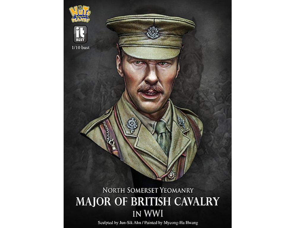 Comandante de la Caballería Británica en  (Vista 2)