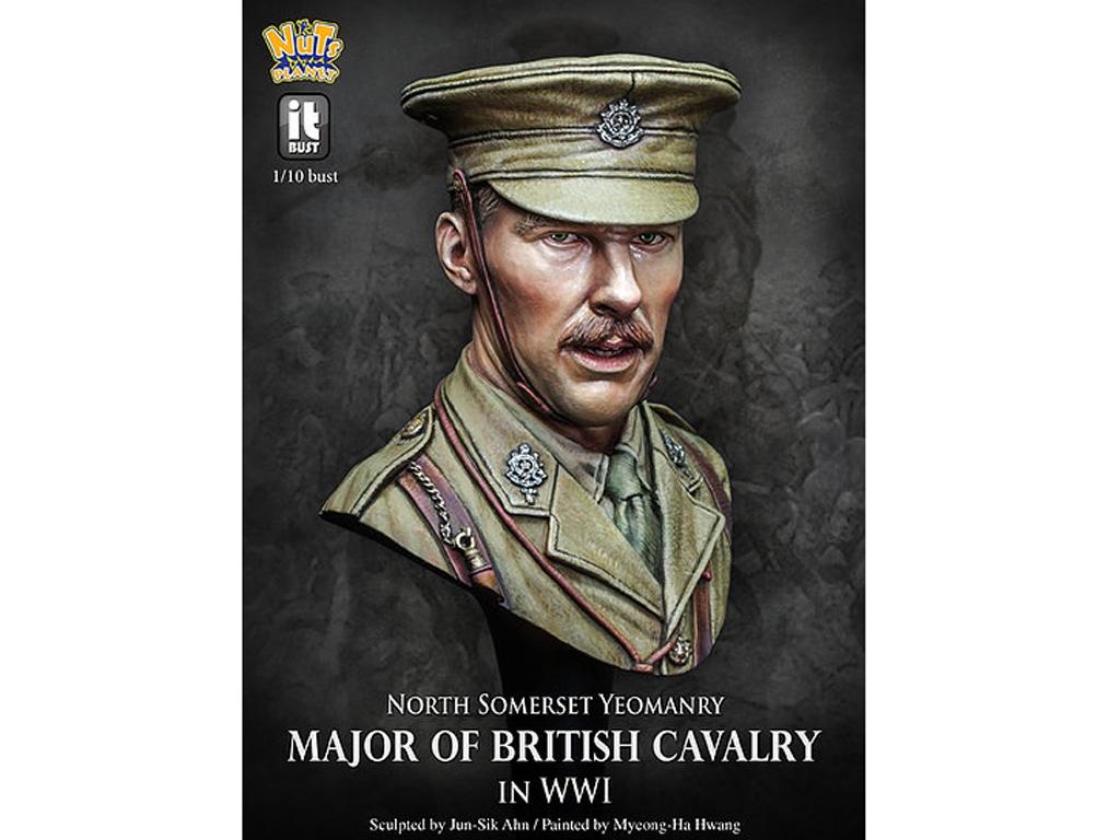 Comandante de la Caballería Británica en  (Vista 3)