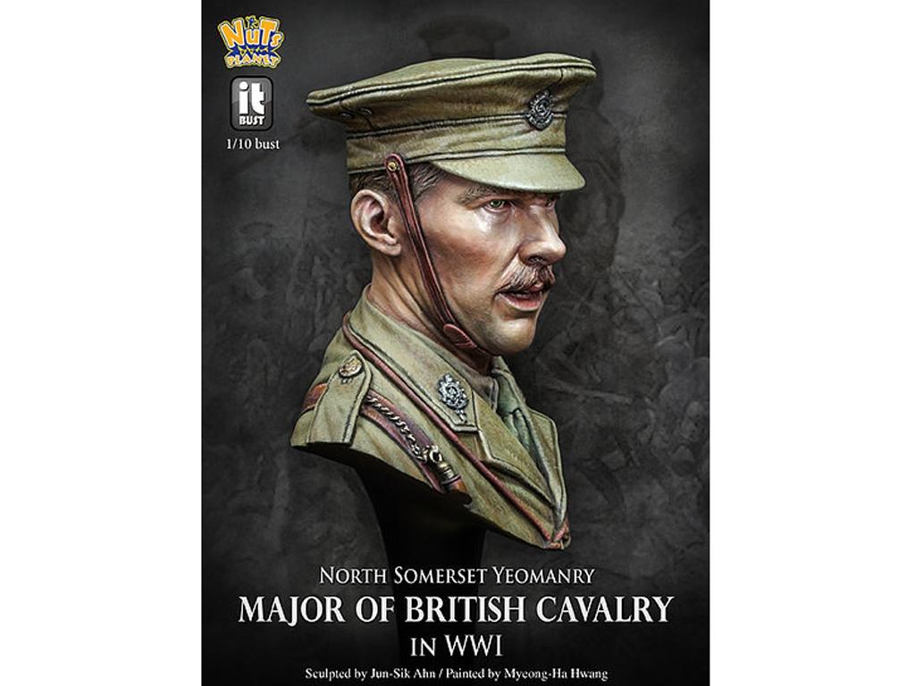 Comandante de la Caballería Británica en  (Vista 4)