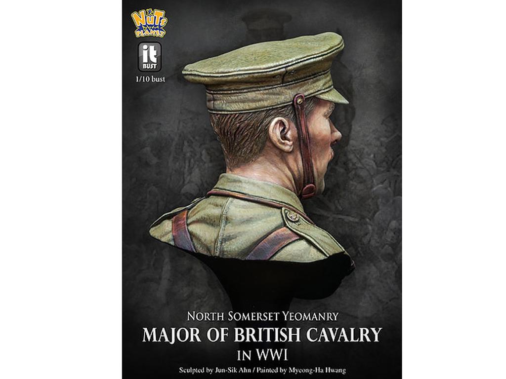 Comandante de la Caballería Británica en  (Vista 5)