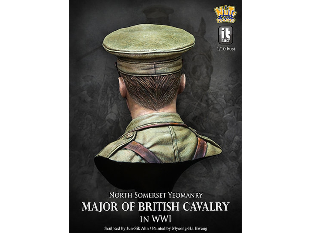 Comandante de la Caballería Británica en  (Vista 6)