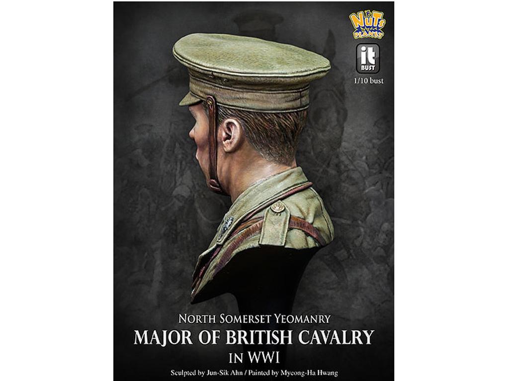 Comandante de la Caballería Británica en  (Vista 7)