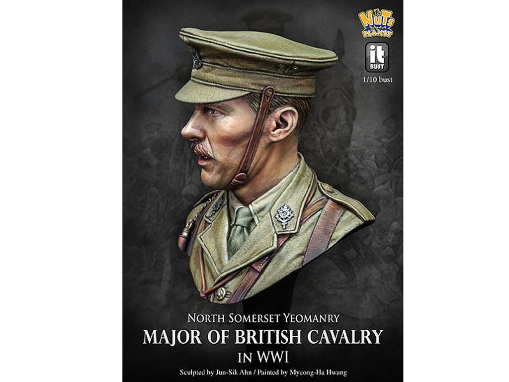 Comandante de la Caballería Británica en  (Vista 8)