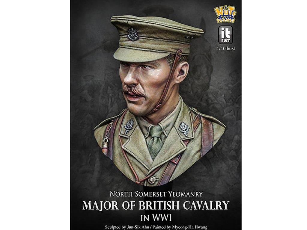 Comandante de la Caballería Británica en  (Vista 9)