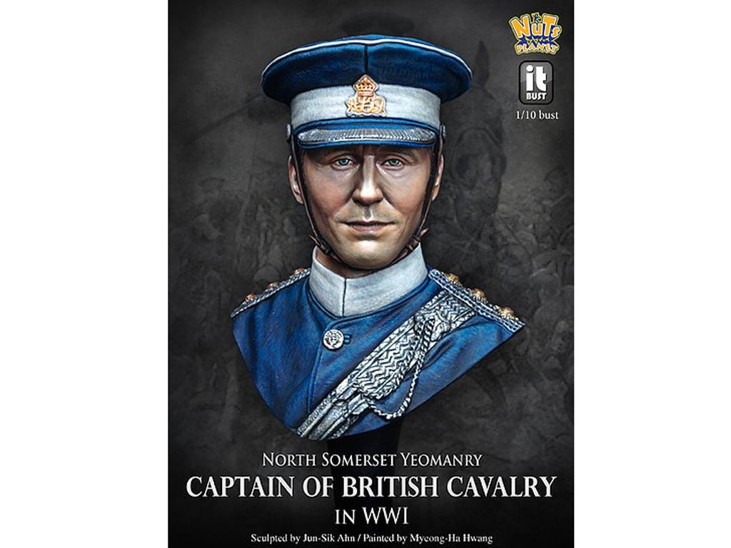 Capitán de la Caballería Británica en la  (Vista 2)