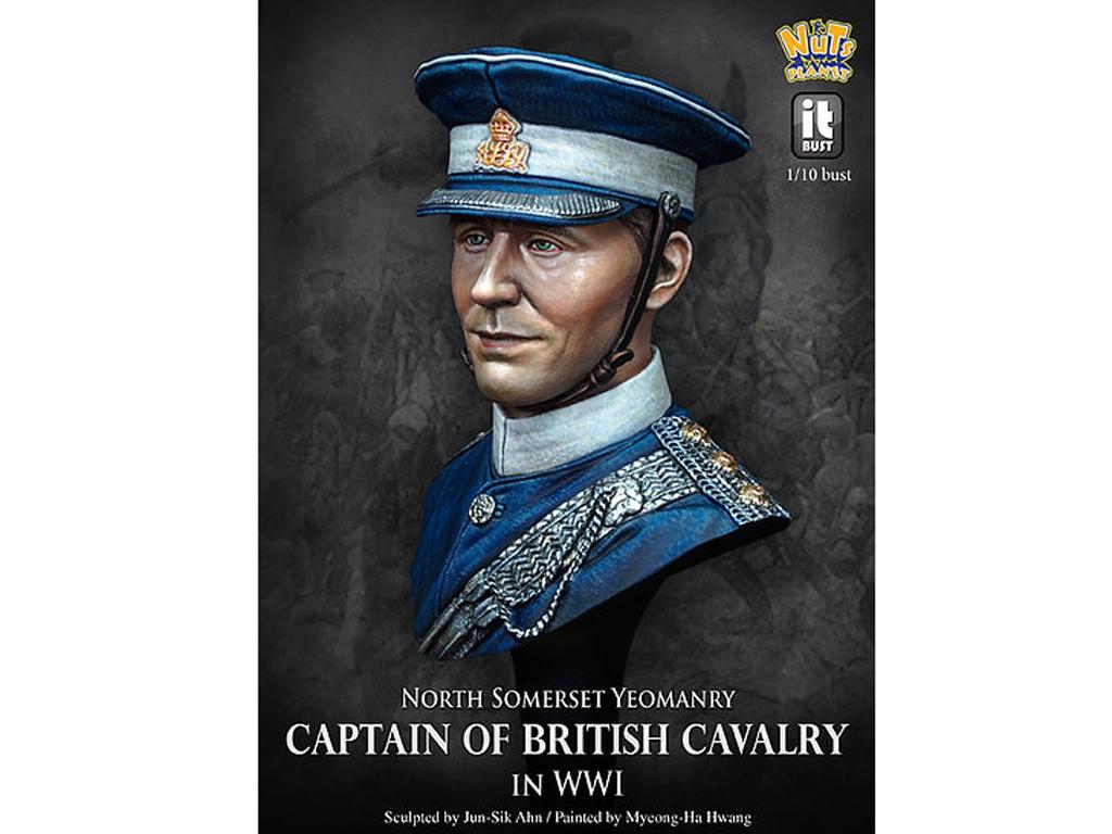 Capitán de la Caballería Británica en la  (Vista 3)