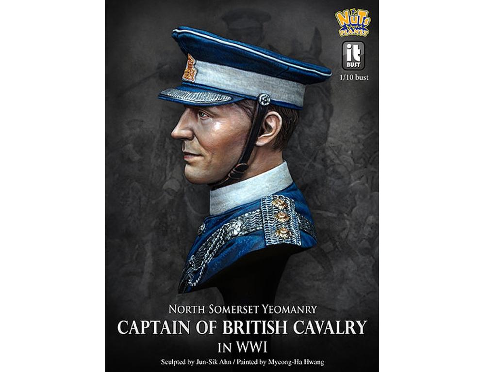 Capitán de la Caballería Británica en la  (Vista 4)
