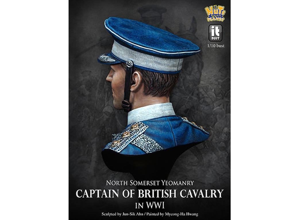 Capitán de la Caballería Británica en la  (Vista 5)