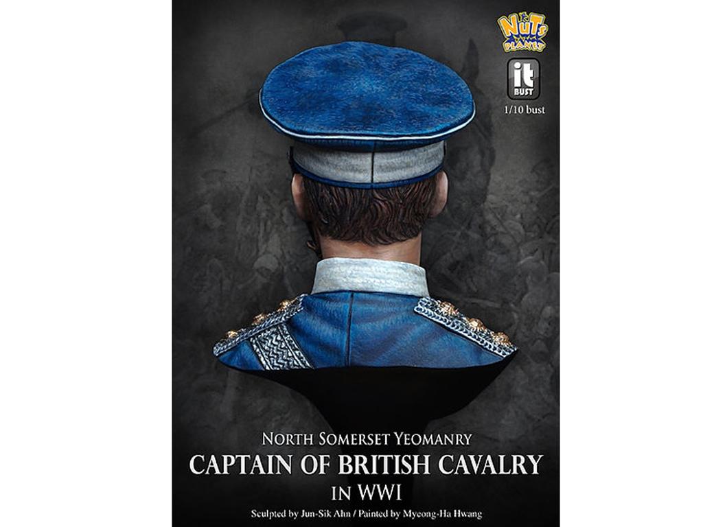 Capitán de la Caballería Británica en la  (Vista 6)