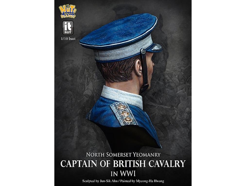 Capitán de la Caballería Británica en la  (Vista 7)