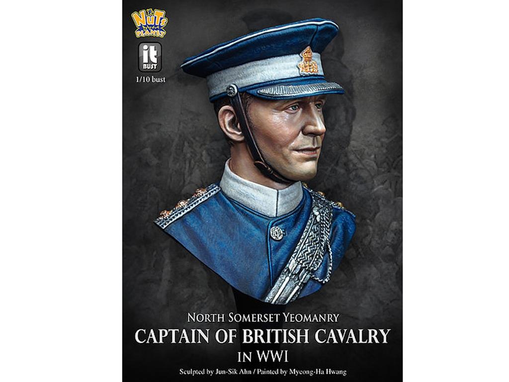 Capitán de la Caballería Británica en la  (Vista 8)