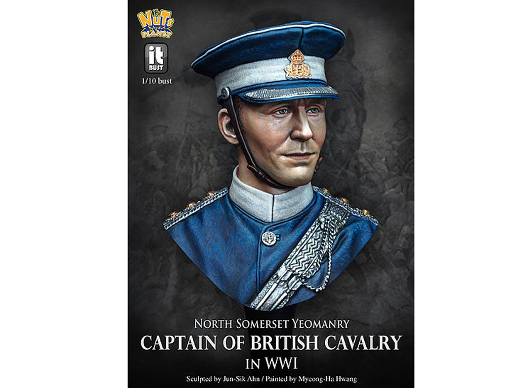 Capitán de la Caballería Británica en la  (Vista 9)