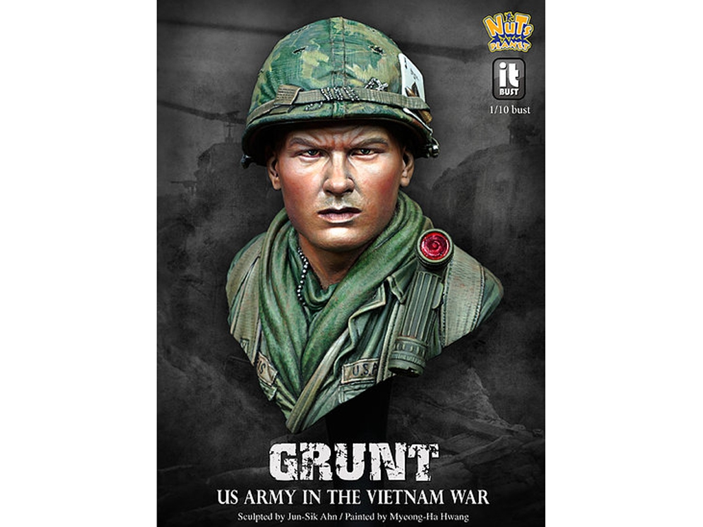 Grunt, US Army in the Vietnam War  (Vista 1)