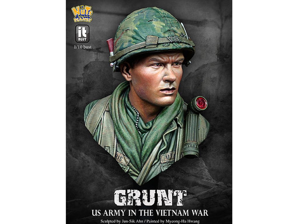 Grunt, US Army in the Vietnam War  (Vista 2)
