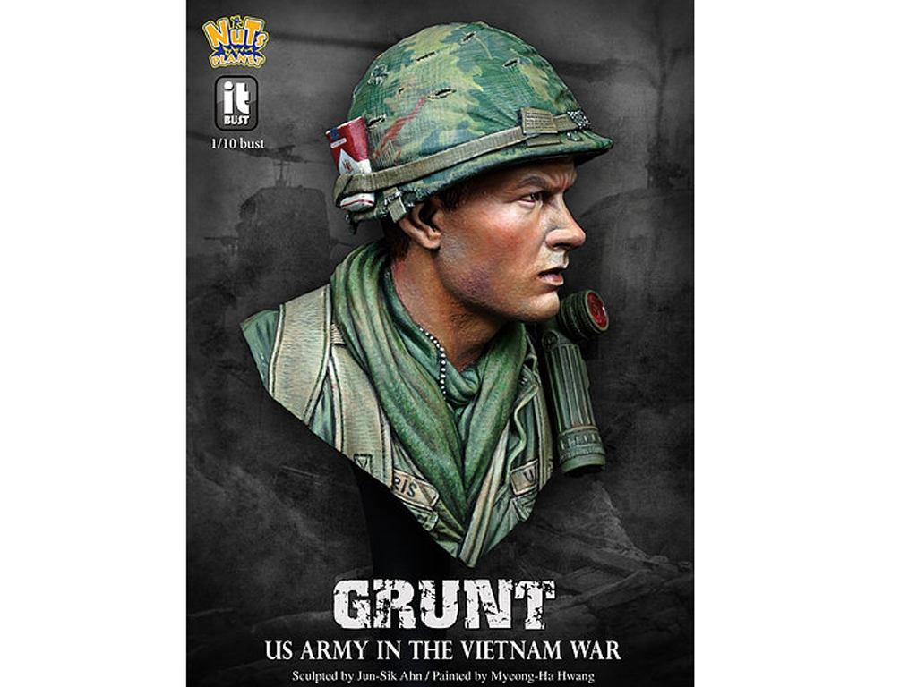 Grunt, US Army in the Vietnam War  (Vista 3)
