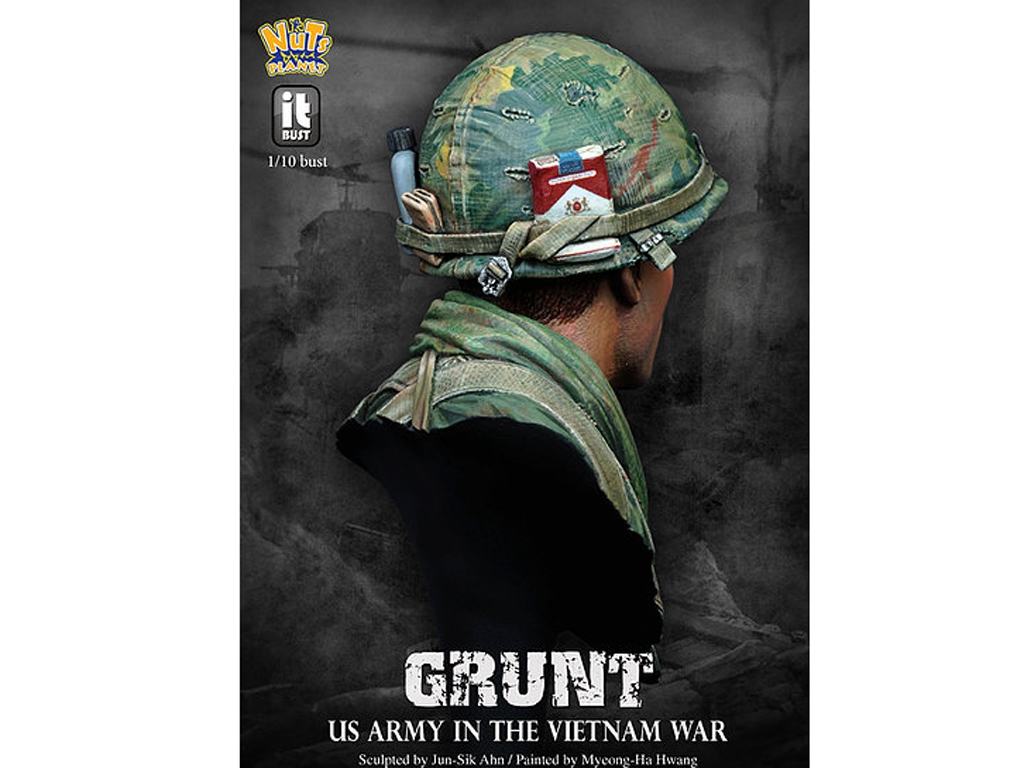 Grunt, US Army in the Vietnam War  (Vista 4)