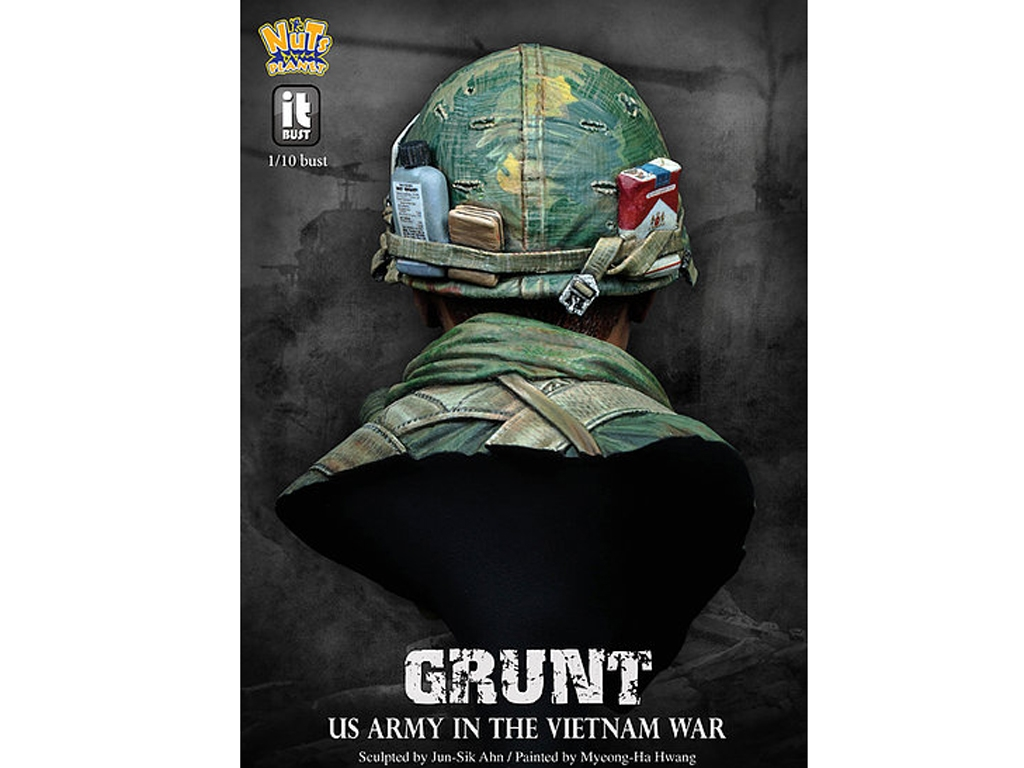 Grunt, US Army in the Vietnam War  (Vista 5)