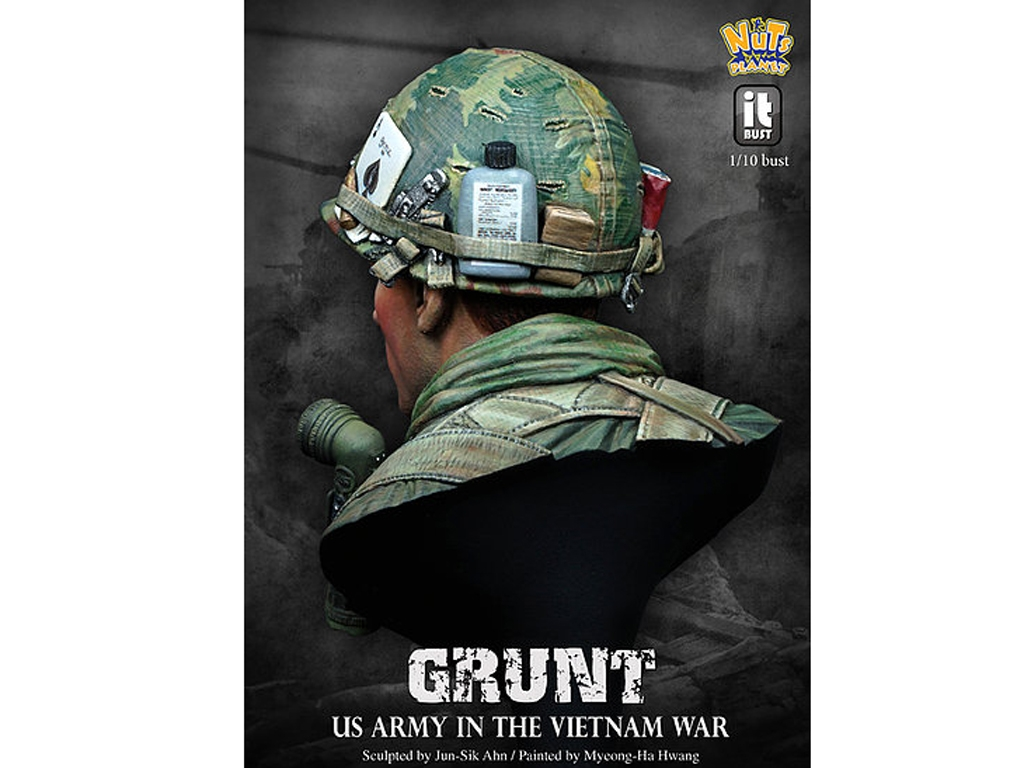 Grunt, US Army in the Vietnam War  (Vista 6)