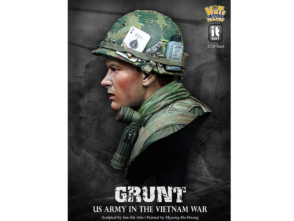 Grunt, US Army in the Vietnam War  (Vista 7)