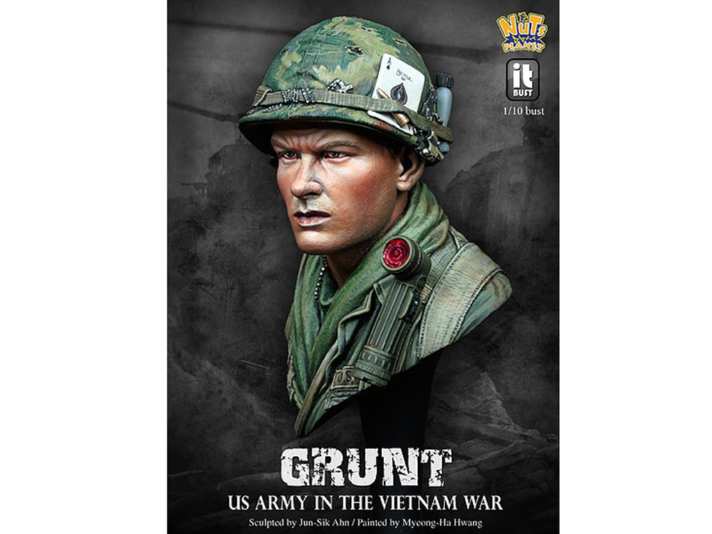Grunt, US Army in the Vietnam War  (Vista 8)