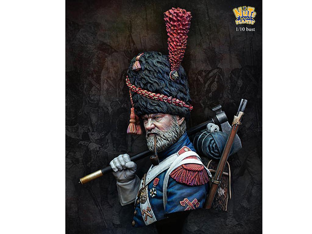 Sapper Foot Granadier of the Guard (Vista 2)