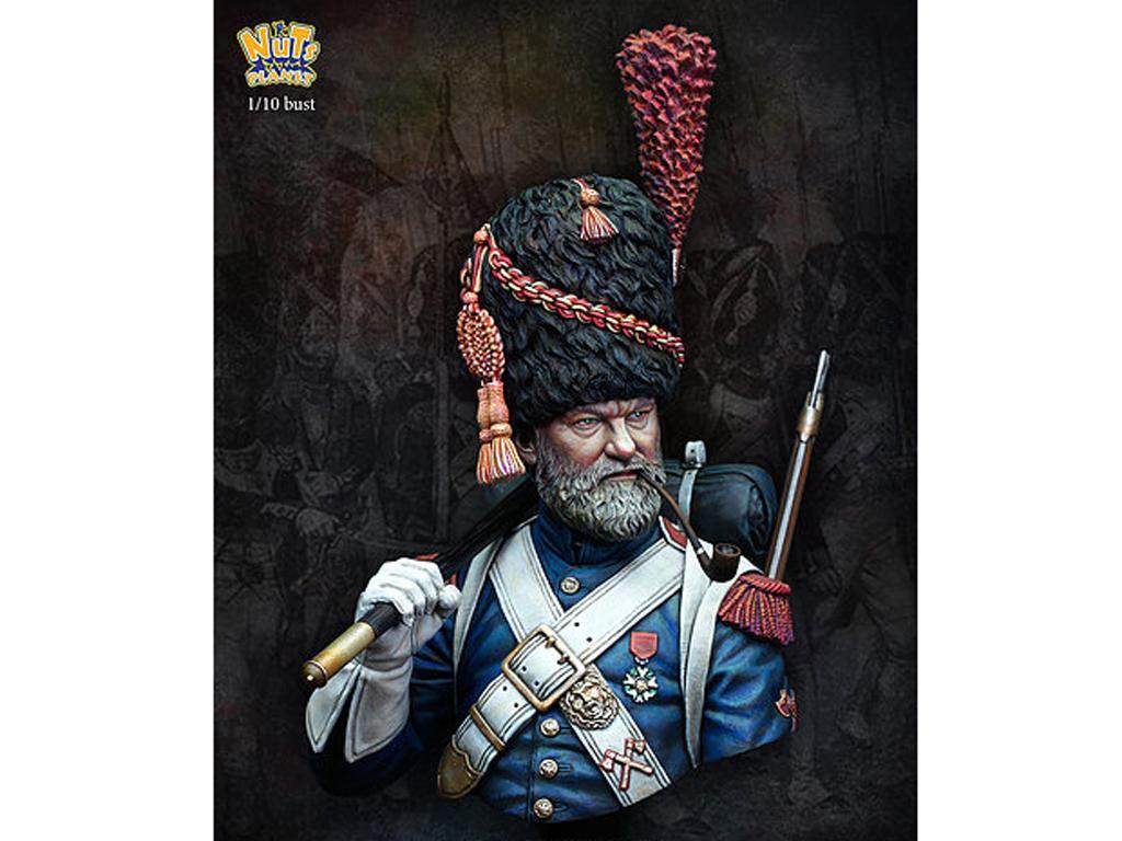 Sapper Foot Granadier of the Guard (Vista 4)