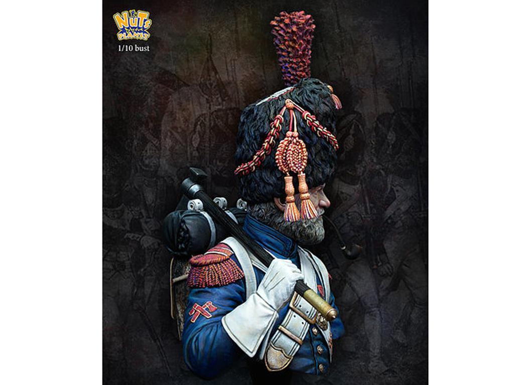 Sapper Foot Granadier of the Guard (Vista 6)