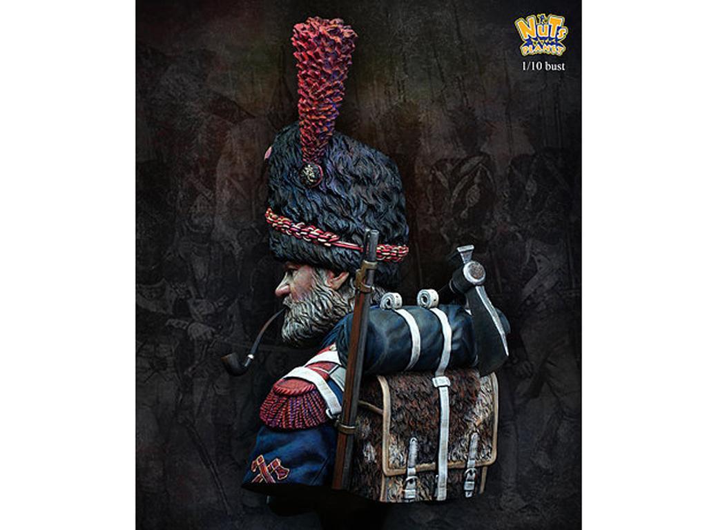 Sapper Foot Granadier of the Guard (Vista 7)