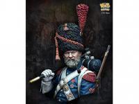 Sapper Foot Granadier of the Guard (Vista 11)