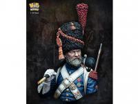 Sapper Foot Granadier of the Guard (Vista 12)
