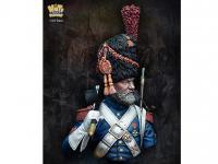 Sapper Foot Granadier of the Guard (Vista 13)