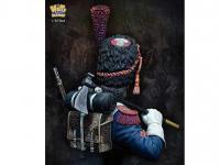 Sapper Foot Granadier of the Guard (Vista 16)