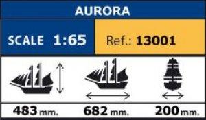 Aurora - Bergantín siglo XIX  (Vista 6)