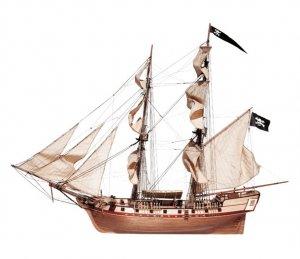 Bergantin Corsario  (Vista 2)