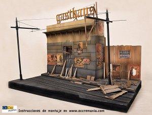 Diorama Berlín - Ref.: OCCR-53004D