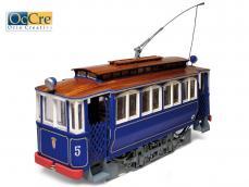 Tibidabo Tranvia Blau - Ref.: OCCR-53001