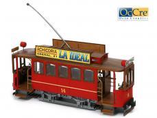 Tranvia Cibeles Cagrejo - Ref.: OCCR-53002