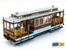 Tranvia de San Francisco - Ref.: OCCR-53007