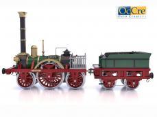 Locomotora Der Adler - Ref.: OCCR-54001