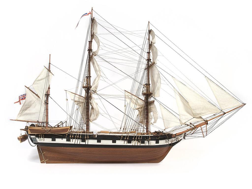 HMS Beagle (Vista 3)