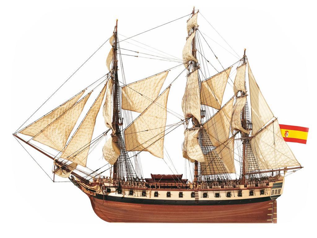 Fragata Diana (Vista 3)